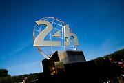 June 13-18, 2017. 24 hours of Le Mans. Le Mans 24 trophy
