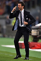 Andrea Stramaccioni Udinese <br /> Roma 17-05-2015 Stadio Olimpico Football Calcio Serie A 2014/2015 AS Roma - Udinese . Foto Andrea Staccioli / Insidefoto