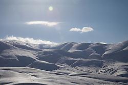 Snowy Mountain Scenic