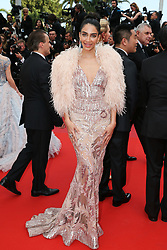 Jessica Kahawaty attending the screening of Everybody Knows (Todos Lo Saben) opening the 71st annual Cannes Film Festival at Palais des Festivals on May 8, 2018 in Cannes, France. Photo by Shootpix/ABACAPRESS.COM of 'Everybody Knows (Todos Lo Saben)' and the opening gala during the 71st annual Cannes Film Festival at Palais des Festivals on May 8, 2018 in Cannes, France.