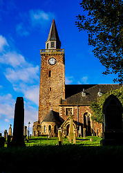 The Old High Church of Inverness - The Church of St Mary of Inverness stands on the south bank of the River Ness in Inverness, Scotland<br /> <br /> (c) Andrew Wilson | Edinburgh Elite media