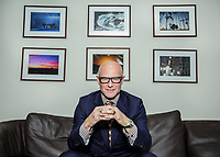 Darren Kavinoky, DUI attorney and host of TV shows, in his office in Enciino, CA. January 16, 2015Photo by David Sprague