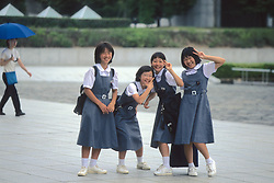 Girls In Peace Park