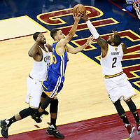 GAME 4 - GOLDEN STATE WARRIORS AT CLEVELAND CLIPPERS