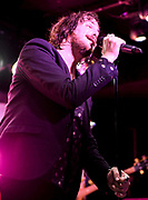 Kyle Morris, Vocals for The Unlikely Candidates at The Moroccan Lounge, Los Angeles, California - March 7th, 2020