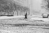 Park Avenue and 79th Street, Feb. 1, 2020.