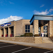Post office photographed for Lionakis