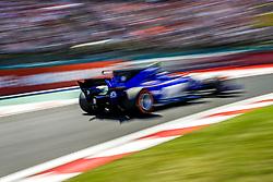July 29, 2017 - Budapest, Hungary - Motorsports: FIA Formula One World Championship 2017, Grand Prix of Hungary, .#94 Pascal Wehrlein (GER, Sauber F1 Team) (Credit Image: © Hoch Zwei via ZUMA Wire)