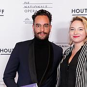 NLD/Amsterdam/20190118 - première The Gershwins' Porgy and Bess, Freek Bartels en .........