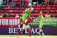Charlton Athletic v Norwich City 280718