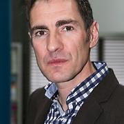 NLD/Zaandam/20140408 - Perspresentatie SBS serie Rechercheur Ria, Johan Nijenhuis