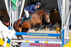 Philippaerts Olivier, BEL, Hurricane<br /> Belgisch Kampioenschap Lanaken 2019<br /> © Hippo Foto - Dirk Caremans<br />  19/09/2019