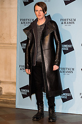 © Licensed to London News Pictures. 16/11/2016. GARETH PUGH attends the Skate At Somerset House with Fortnum & Mason VIP Party. London, UK. Photo credit: Ray Tang/LNP