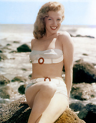 MARILYN MONROE.  1948. Credit: Album