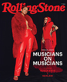 October 14, 2021 - WORLDWIDE: Alicia Keys and Kehlani Cover Rolling Stone Magazine