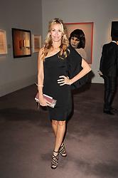 MELISSA ODABASH at the Krug Mindshare auction held at Sotheby's, New Bond Street, London on 1st November 2010.