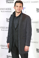 "Jonathan Bailey, The National Theatre ""Up Next"" Gala, London UK, 07 March 2017, Photo by Brett D. Cove"
