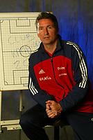Fotball - Belgisk liga 2002/2003<br /> 03.05.2003<br /> Brugge v St Truiden<br /> Brugge belgiske mestere<br /> Trond Sollied - Brugge<br /> Foto: Digitalsport