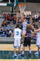 26 December 2008: State Farm Classic - ElPaso Titans v Olympia Spartans at Shirk Center