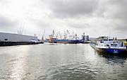 Haven van Rotterdam - Port of Rotterdam, Netherlands