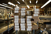 ClearView Door products being produced at the San Jose, Calif., warehouse on October 26, 2012.  Photo by Stan Olszewski/SOSKIphoto.