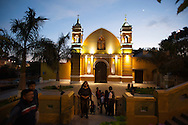 """Church """"Las ermitas."""" Barranco"""