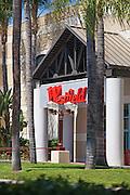 Westfield MainPlace Shopping Mall in Santa Ana