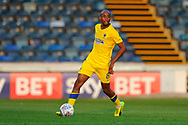 Jimmy Abdou (8) of AFC Wimbledon during the Pre-Season Friendly match between Wycombe Wanderers and AFC Wimbledon at Adams Park, High Wycombe, England on 25 July 2017. Photo by Graham Hunt.