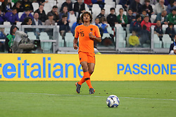 June 4, 2018 - Turin, Piedmont, Italy - Nathan Ak (Holland) during the friendly football match between Italy and Holland at Allianz Stadium on June 04, 2018 in Turin, Italy. Final result: 1-1  (Credit Image: © Massimiliano Ferraro/NurPhoto via ZUMA Press)