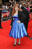 Lydia Rose Bewley The Inbetweeners Movie world premiere, Vue Cinema, Leicester Square, London, UK, 16 August 2011:  Contact: Rich@Piqtured.com +44(0)7941 079620 (Picture by Richard Goldschmidt)