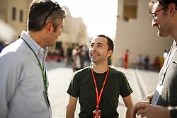 November 24, 2017 - Abu Dhabi, United Arab Emirates - Motorsports: FIA Formula One World Championship 2017, Grand Prix of Abu Dhabi, .Nicolas Todt (FRA) (Credit Image: © Hoch Zwei via ZUMA Wire)