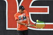 8/22/18 Men's Tennis Practice