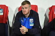 West Bromwich Albion midfielder Chris Brunt (11) during the EFL Sky Bet Championship match between West Bromwich Albion and Bristol City at The Hawthorns, West Bromwich, England on 18 September 2018.