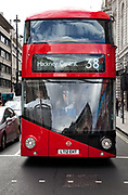 The New Bus for London, sometimes referred to as NB4L, and colloquially as the New Routemaster, Borismaster or Boris Bus, after the Mayor of London who introduced them, is a 21st century replacement of the iconic Routemaster as a bus built specifically for use in London, UK.