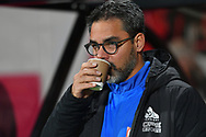 Huddersfield Town Head Coach David Wagner during the Premier League match between Bournemouth and Huddersfield Town at the Vitality Stadium, Bournemouth, England on 4 December 2018.