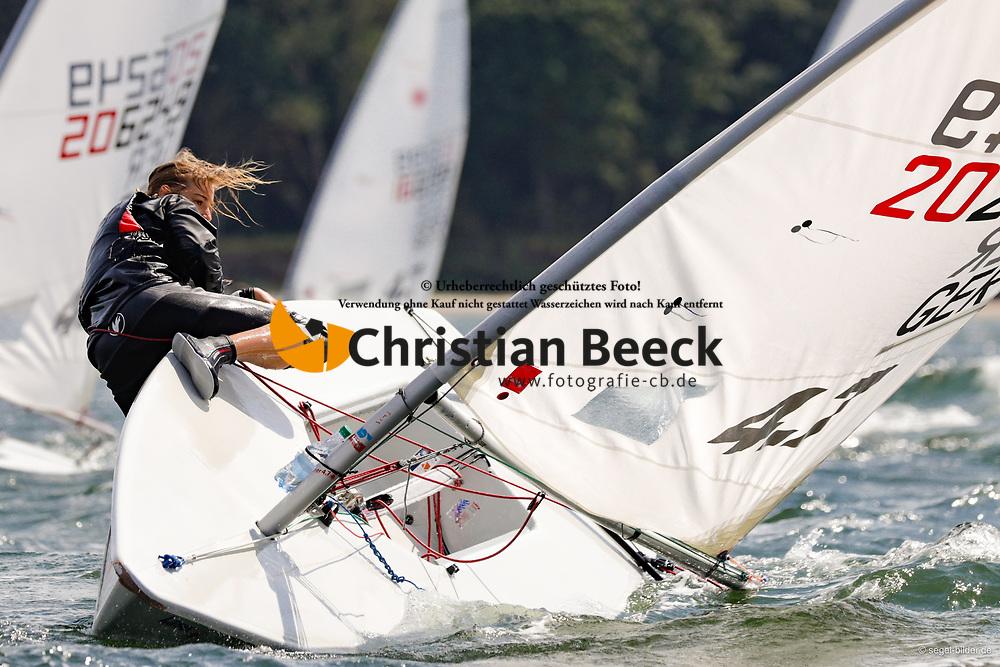 , Travemünder Woche 19. - 28.07.2019, Laser 4.7 - GER 202349 - Lena CHRISTOPH - Yachtclub Berlin-Grünau e. V