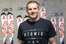 06.10.2010, Atomic Homebase, Altenmarkt, AUT, Atomic Medien Tag 2016, im Bild Dim Natko Zrncic (CRO) // Dim Natko Zrncic (CRO)bduring the Atomic Media Day at Atomic Homebase in Altenmarkt, Austria on 2016/10/06. EXPA Pictures © 2016, PhotoCredit: EXPA/ Johann Groder