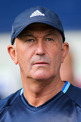 West Bromwich Albion manager Tony Pulis looks on - Rogan Thomson/JMP - 28/08/2016 - FOOTBALL - The Hawthornes - West Bromwich, England - West Bromwich Albion v Middlesbrough - Premier League.