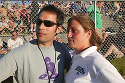 Jared Slomoff & Security Woman
