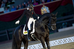 Watson-Greaves Hayley, GBR, Rubins Nite<br /> Grand Prix Freestyle  <br /> Royal Windsor Horse Show<br /> © Hippo Foto - Jon Stroud