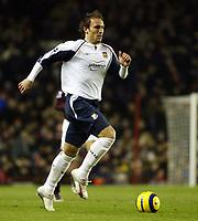 Photo: Chris Ratcliffe.<br />Arsenal v West Ham. Barclays Premiership. 01/02/2006.<br />Dean Ashton makes his West Ham debut.