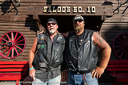 Saloon number 10 on Main Street in Deadwood during the Sturgis Black Hills Motorcycle Rally, Friday, August 9, 2019. Photography ©2019 Michael Lichter.