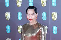 Zoe Kravitz, EE British Academy Film Awards, Royal Albert Hall, London, UK, 02 February 2020, Photo by Richard Goldschmidt