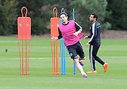 Chelsea Training 170314