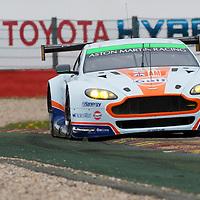Aston Martin Racing  Aston Martin Vantage #98 driven by Paul Dalla Lana, Pedro Lamy, Mathias Lauda, WEC 6 Hours of Spa-Francorchamps 2015