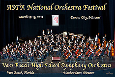 Vero Beach High School Symphony Orchestra, March 18, 2011