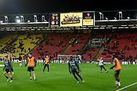 Football - 2020 / 2021 Sky Bet Championship - Watford vs Brentford - Vicarage Road<br /> <br /> A general view Vicarage Road, home of Watford FC.<br /> <br /> COLORSPORT/ASHLEY WESTERN