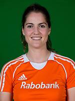 AMSTELVEEN- HOCKEY - MARLOES KEETELS,  lid van de trainingsgroep van het Nederlands dames hockeyteam. COPYRIGHT KOEN SUYK