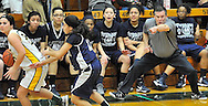 Amherst vs Lorain girls basketball on February 20, 2013. Images © David Richard and may not be copied, posted, published or printed without permission.