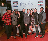 2015 Boston Fashion Awards at the Stage Nightclub some of the evening's entertainers included Maverik, Louie Bello, MB Pafield, Natalie Joly